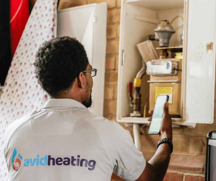 Contact Avid Heating