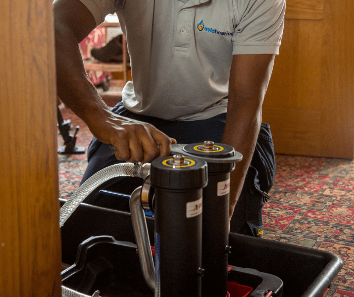 Central Heating Power Flush